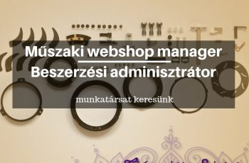 webshop manager allas